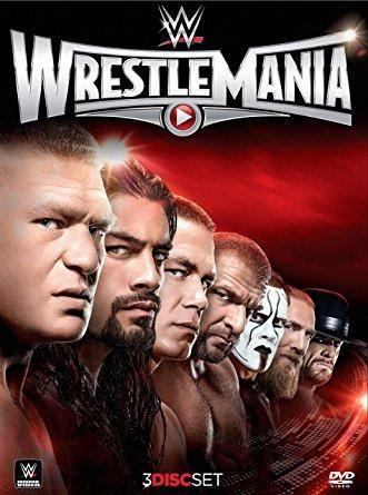 John Cena & Brock Lesnar - WWE: WrestleMania 31