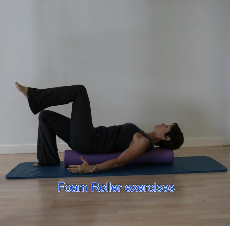 Foam roller workout | Pilates | Pinterest | Workout ...