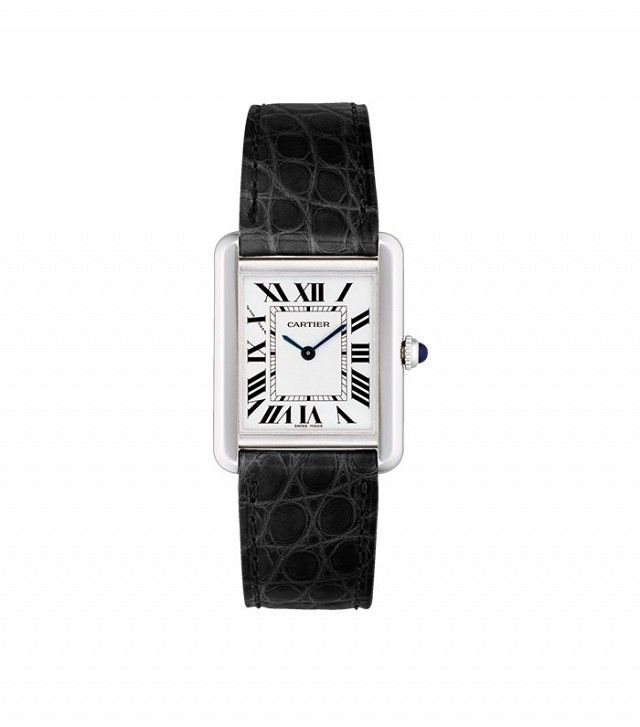 Birks Timepieces | www.birks.com | Cartier Tank Solo Watch, Watch, Timepiece, Brand, Leather, Luxury, Gift, Style