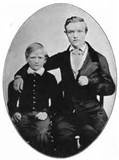 """Andrew Carnegie ~ Gilded Age """"Robber Barron"""",  as a child."""