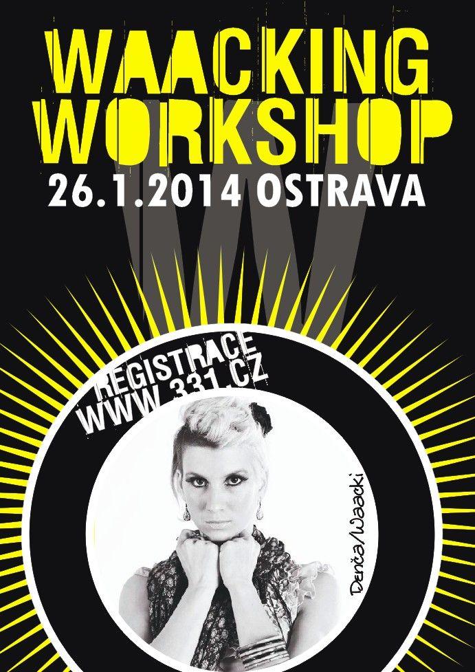 Waacking Workshop (Ostrava)