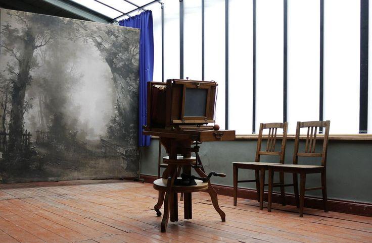 Fotoatelier im Freilichtmuseum Detmold
