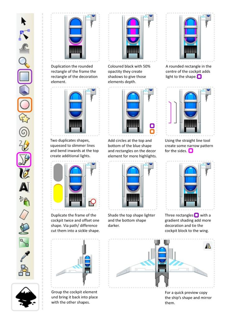 Inkscape Character Design Tutorial : Best miscellaneous inkscape tutorials images on
