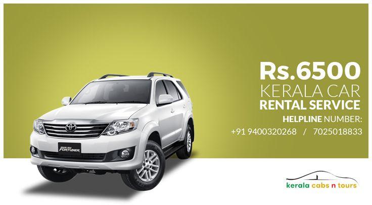 Kerala Car Rentals