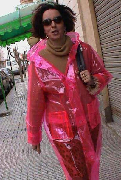 129 Best Images About Plastic Rainwear On Pinterest