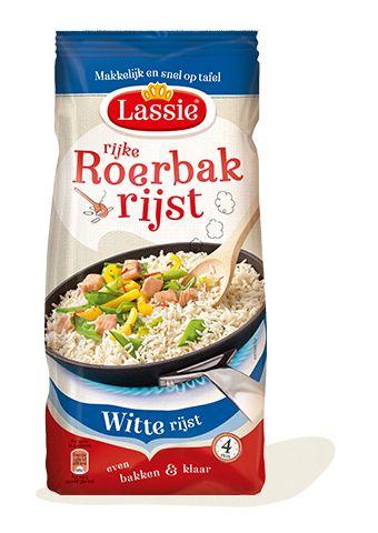 rijke Roerbak rijst Wit