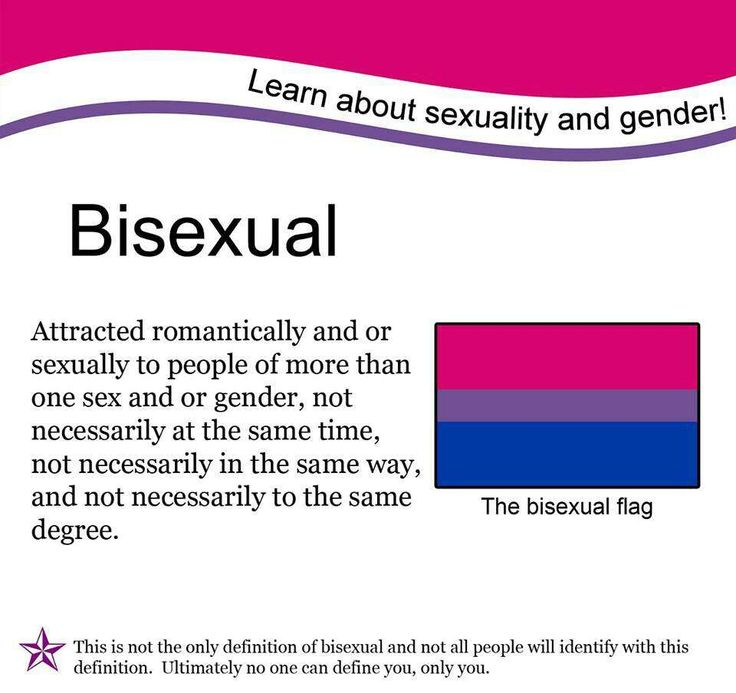 Bisexual Definitionmore Or Less  Lgbt Pride -9975