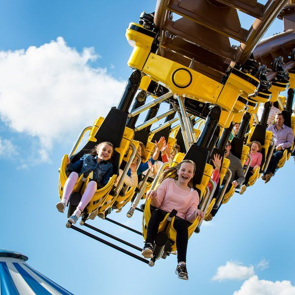 Paultons Park is the theme park for families which has more than 60 wonderful rides and attractions included in the price, great for days out with kids.