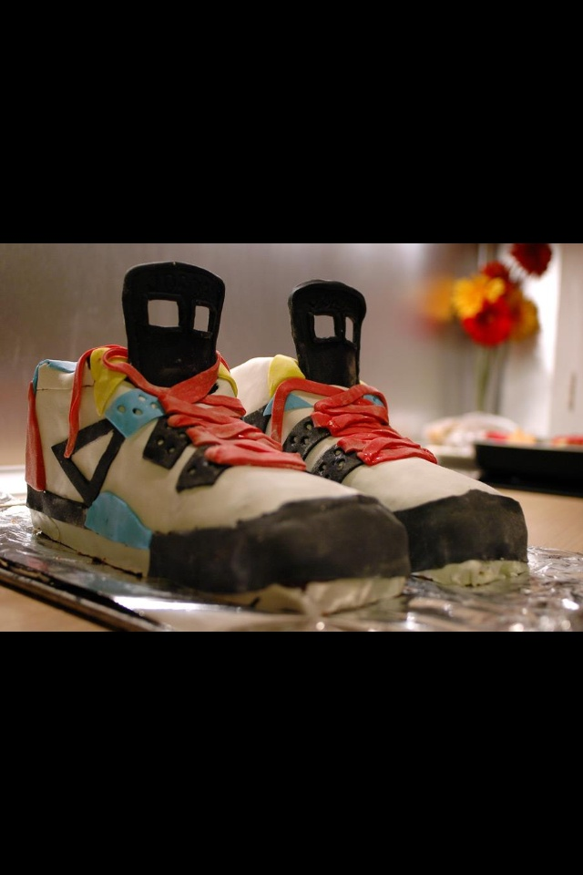 Jordan cake.