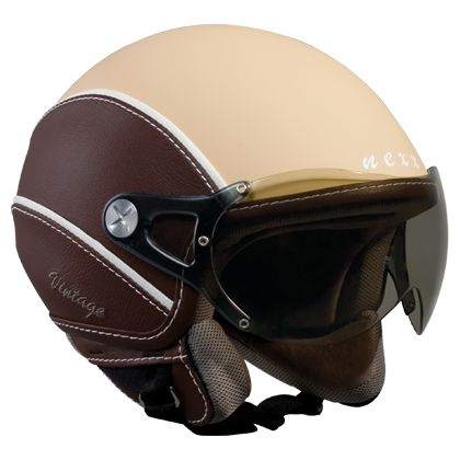 @NexxUSA Helmets are my absolute favorites for Fashion and Function on my motorcycle.  This is the best open face helmet I found that is easy to use and add communications to, without being trapped behind a full face helmet.  Super comfy, I've worn this helmet in 100°+ heat for 12+hrs of riding and not had a problem.