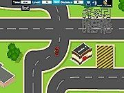 Around the Streets Flash Game | Play Fun Car Games Online