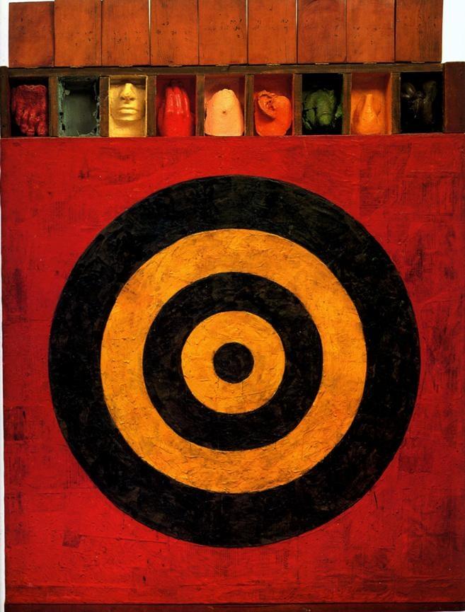 7 Best images about Jasper Johns on Pinterest   Oil on ...