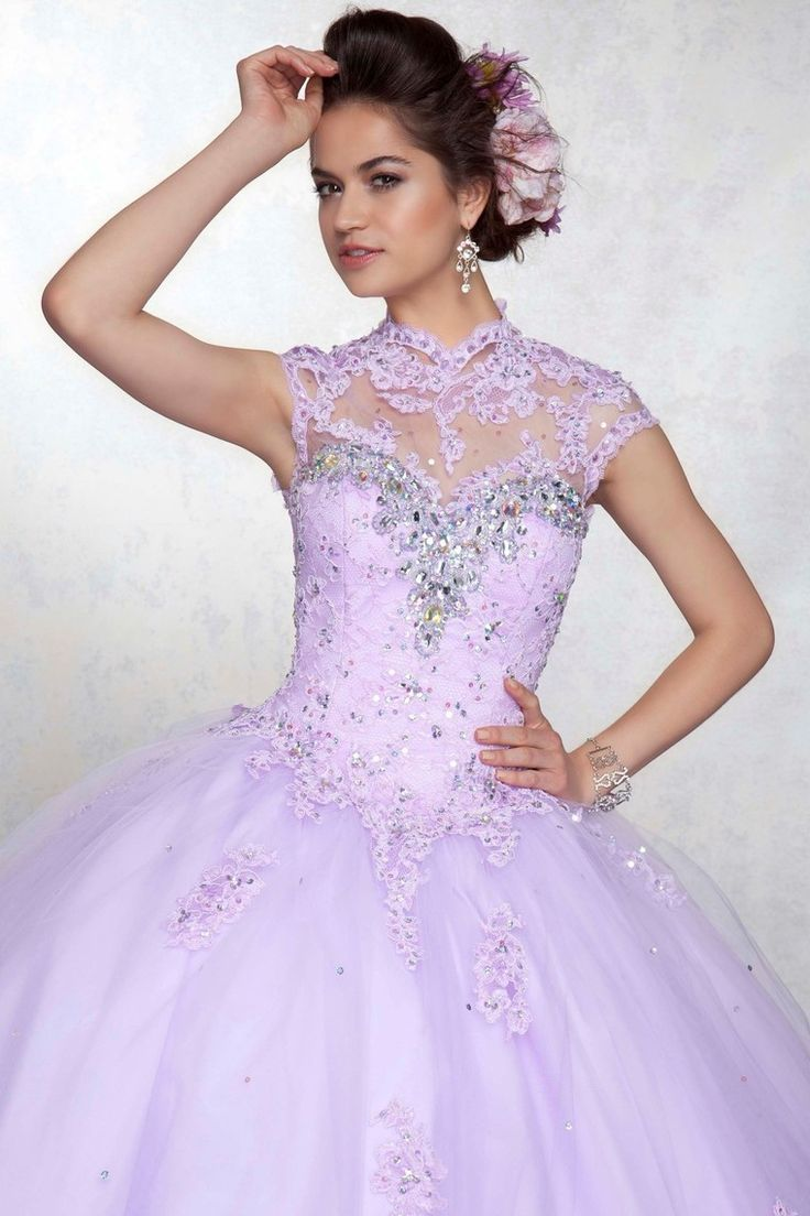 Buy Best Selling Quinceanera Dresses 2013 Ball Gown Floor Length Tulle With Beadings Applique On line