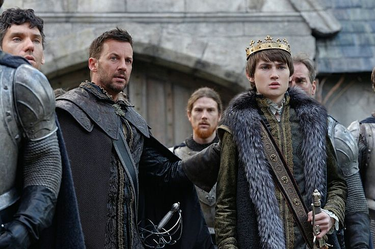 Reign, season 3, episode 15, Safe Passage. Lord Narcisse and King Charles.