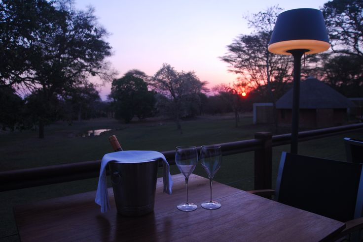 Come join us for 'wine o clock' sundowners at Lilayi every Friday evening! This experience is open to all :)