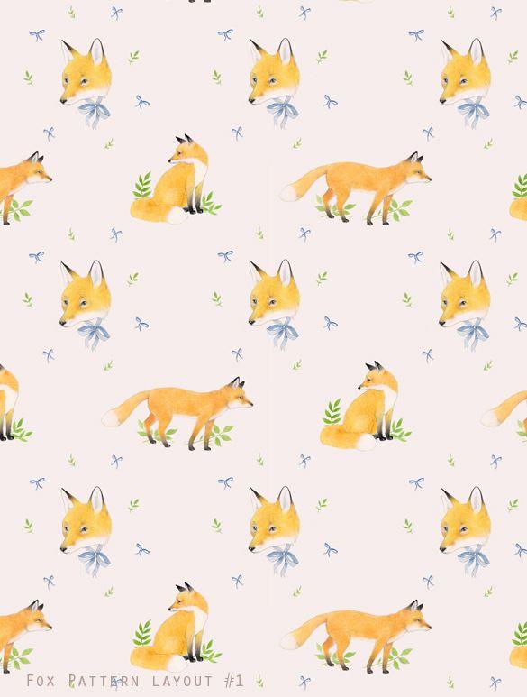 finished+fox+pattern.jpg 585×773 pixels