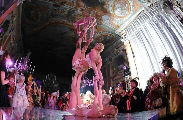 Masquerade Ball Party Ideas Entertainment