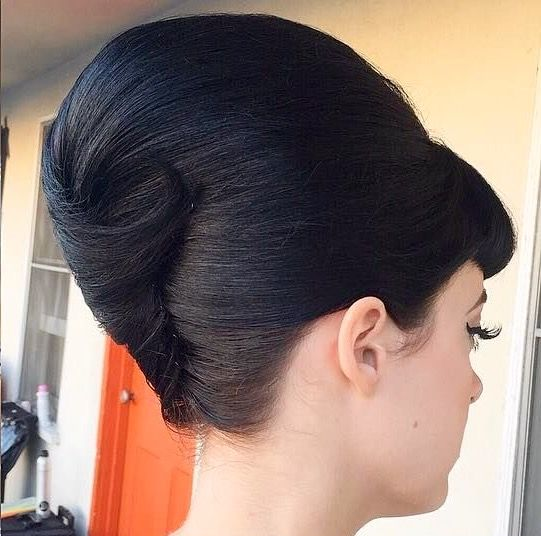 Beehive Hairstyles For Wedding: French, Ponies And Beehive