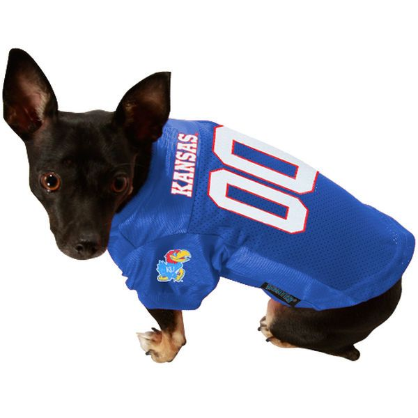 Kansas Jayhawks Dog Jersey - $18.99