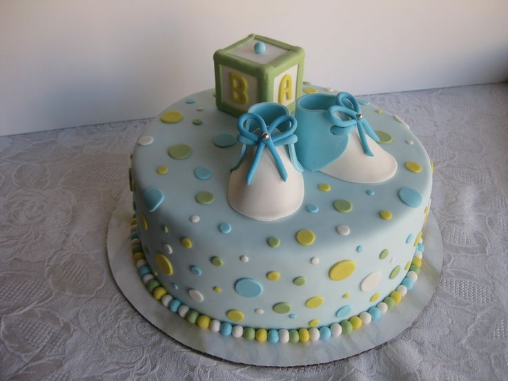 best baby shower cakes and cupcakes images on   boy, Baby shower invitation