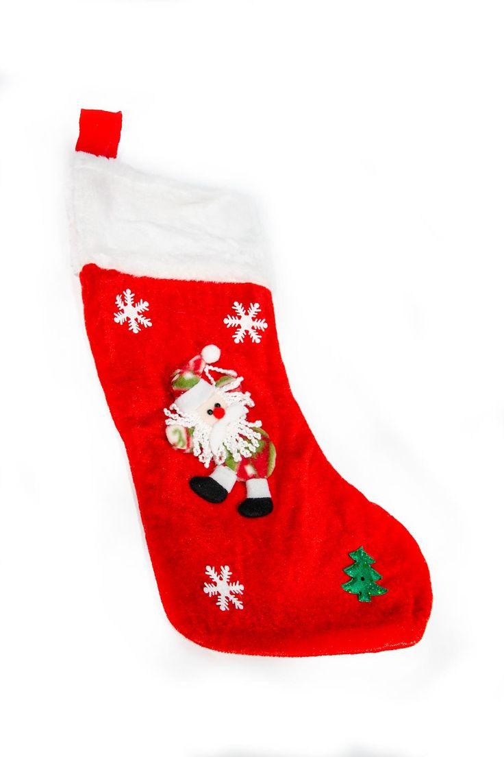 Noel Baba Hediye Çorabı  http://www.coquet.com.tr/corap-luks-2477