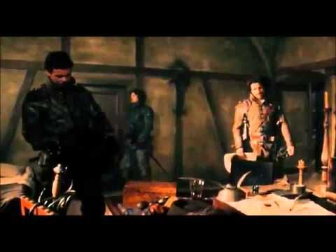 The Musketeers/The Hangover Parody (Humour, with a capital 'H')
