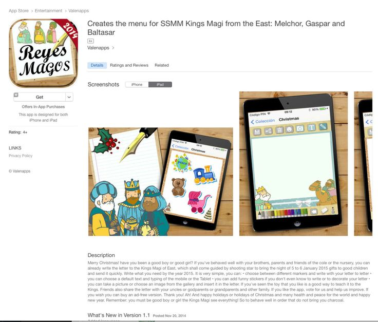 Reyes Magos app > Día de los Reyes : Three Kings Day Crafts and Activities For Kids