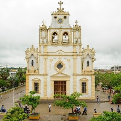 Parroquia de Santa Cruz, Lorica, Colombia