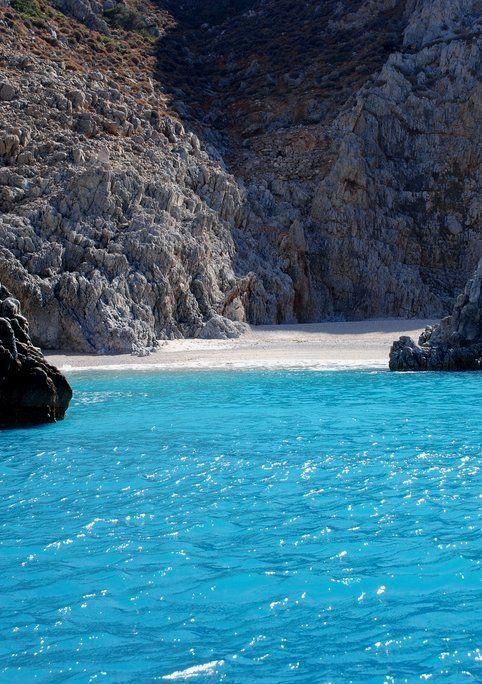 Akrotiri beach - near Chania, Crete #Greece