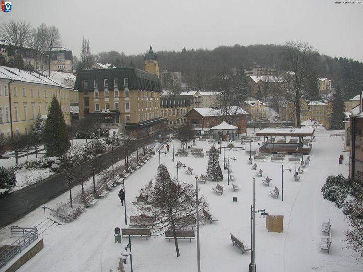 Janske Lazne - Czech Republic Live webcams City View Weather - Euro City Cam