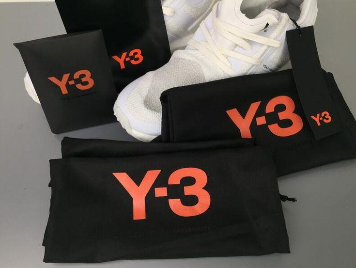 Adidas Pure Boost Y-3 Yohji Yamamoto Triple White BY8955 Sneaker for Sale9
