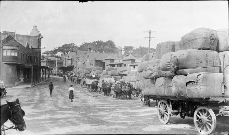 Argyle Street, Millers Point, Sydney, (Photo undated) v@e