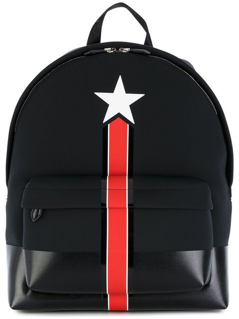 f0aff031bef GIVENCHY star and stripe print backpack. #givenchy #bags #lining ...