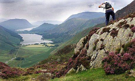 Best walking trails in UK.