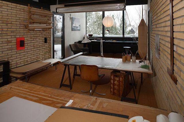 Henry Haubro Nielsen 60's villa in Saltsjöbaden | Home IMG