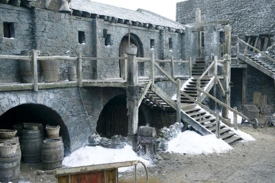 game of thrones film sets northern ireland
