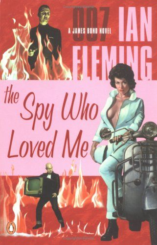 The Spy Who Loved Me - Ian Fleming (1962)