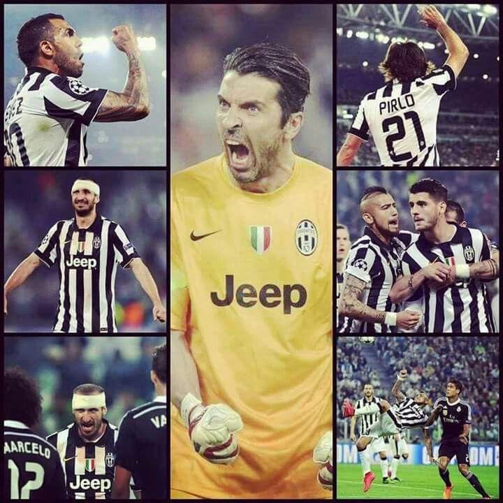 Juventus - Real - 5 maggio 2015