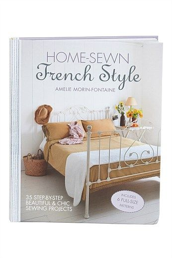 Home-Sewn French Style - Blue Illusion