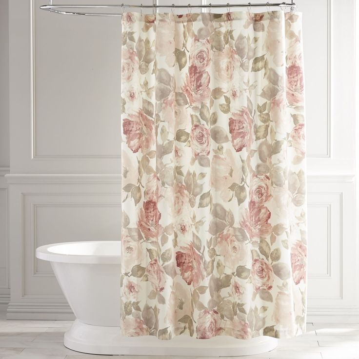 vintage shower curtains inspired by our best selling bedding collection our 29059