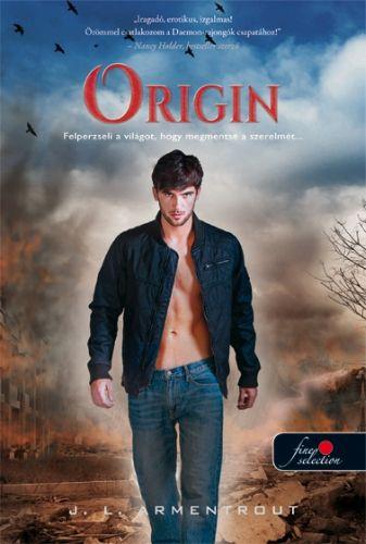 Jennifer Armentrout: Origin – Eredet (Luxen 4.)
