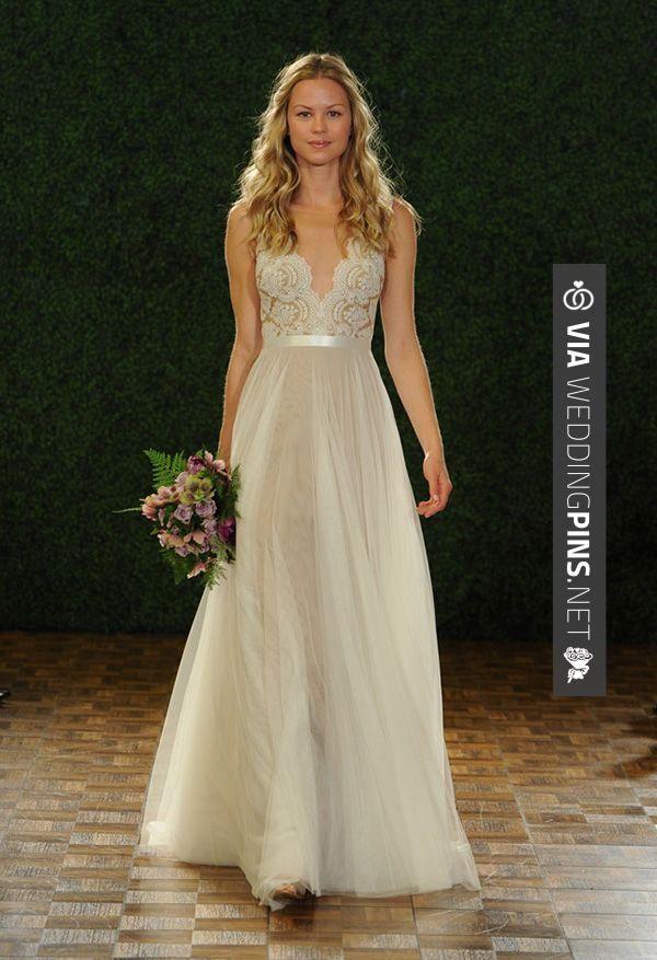New Style Wedding Dresses 2017 In : Wedding ideas inspiration fall boho
