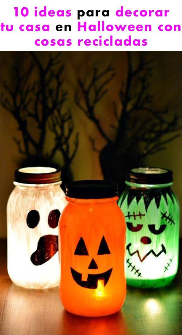 24+ Decoracion halloween casera para ninos trends
