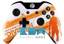 Custom Division Xbox One Controller