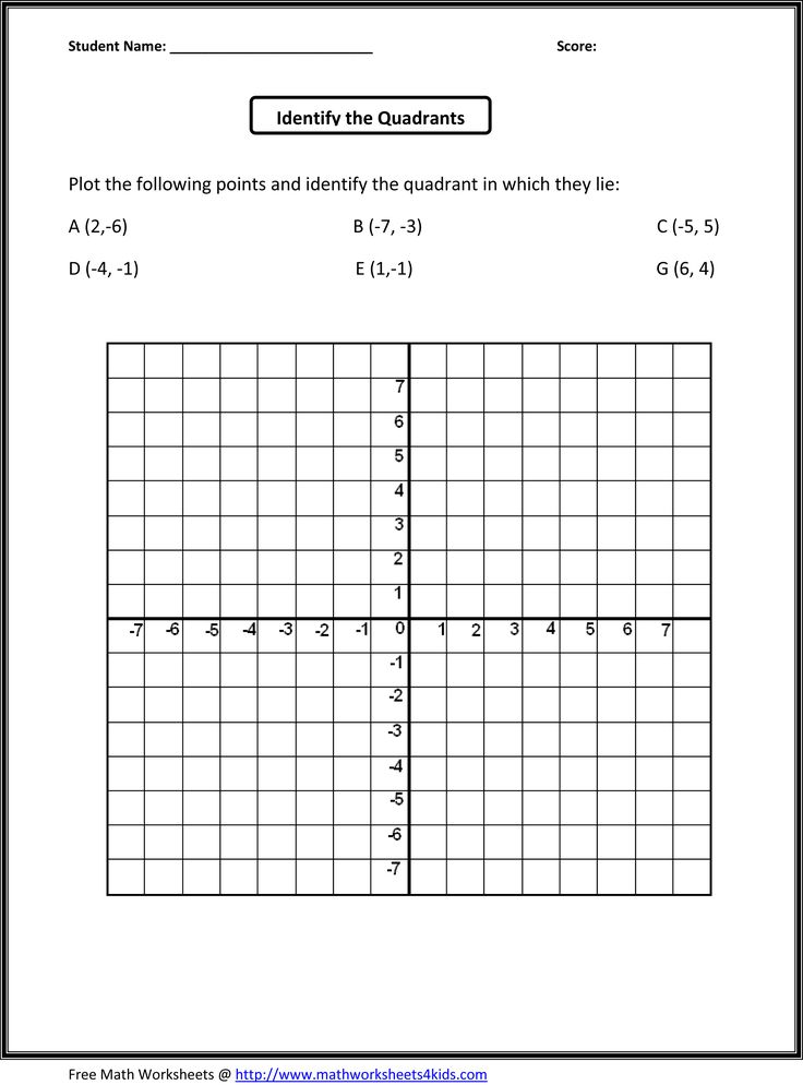 40 best EDUCATIONAL WORK SHEETS 4 KIDS! images on ...