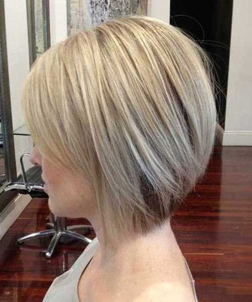 Chic Short Straight Bob Haircuts 2018 That Make You Sweat And