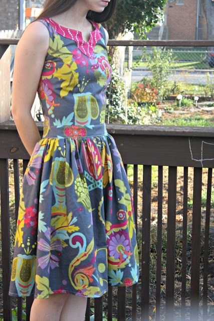 Sew Sweetness: Another Sis Boom Rebecca Dress