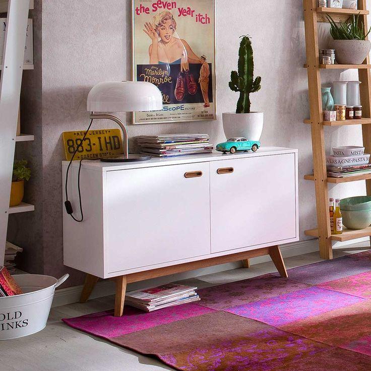 Die besten 25+ Kommode mit türen Ideen auf Pinterest Ikea - wohnzimmer kommode weis