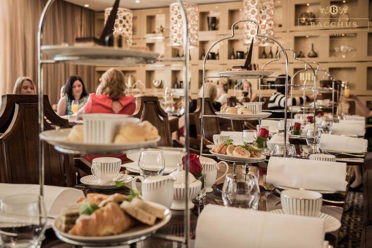 High Tea | High Tea at Bacchus South Bank | Bacchus South Bank - Bar Restaurant Pool | South Bank, Bribane | Food