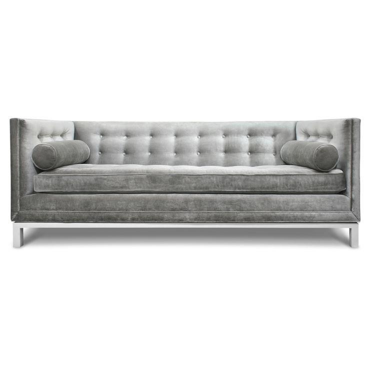 Modern Sofas and Sectionals | Upholstered Lampert Sofa | Jonathan Adler